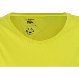 La Sportiva Chimney Kortærmet T-shirt Damer gul